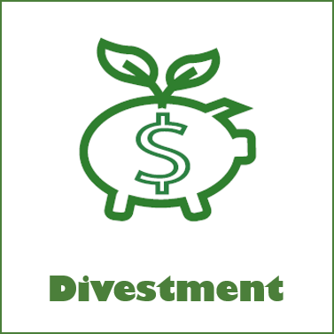 Click on this symbol to go to page on Divestment from Fossil Fuels