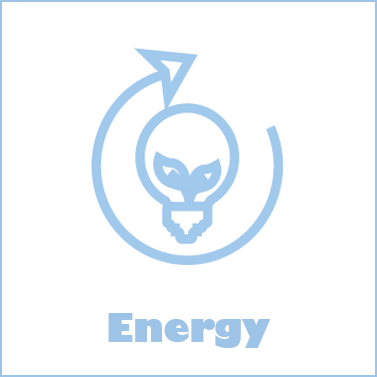 Click on this symbol to go to the Energy page