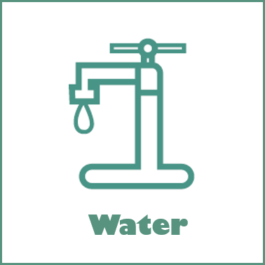 Click on this symbol to go to Water page